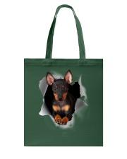 Manchester Terrier Scratch Hole Mug 2801 Tote Bag thumbnail