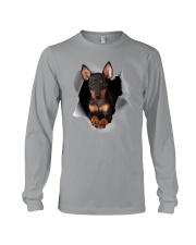 Manchester Terrier Scratch Hole Mug 2801 Long Sleeve Tee thumbnail