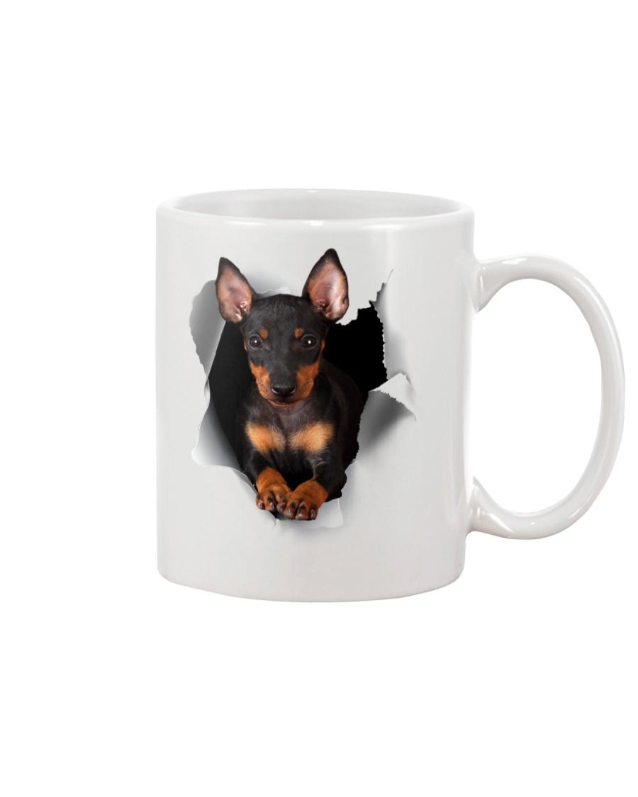 Manchester Terrier Scratch Hole Mug 2801 Mug