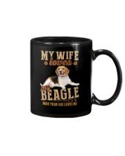 Loves My Beagle Mug thumbnail