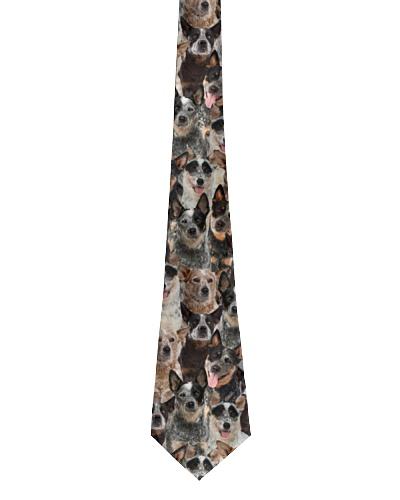 Australian Cattle Dog Tie 1112