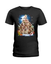 GAEA - Bulldog Tree - 0610 - A15 Ladies T-Shirt thumbnail