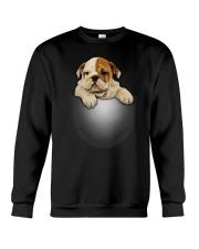 Bulldog Cute Crewneck Sweatshirt thumbnail