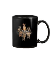 German Shepherd Dreaming 3 Mug thumbnail