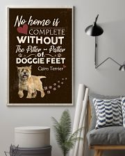 Cairn Terrier Feet 11x17 Poster lifestyle-poster-1