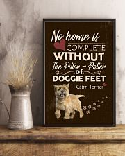 Cairn Terrier Feet 11x17 Poster lifestyle-poster-3
