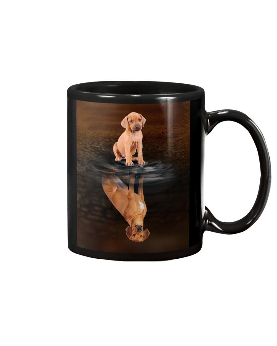 Rhodesian-Ridgeback Reflection Mug 1312 Mug