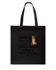 German Shepherd Dads Know Everything 1805 Tote Bag thumbnail