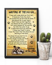 Italian Greyhound Waiting At The Door Poster 2301 11x17 Poster lifestyle-poster-8
