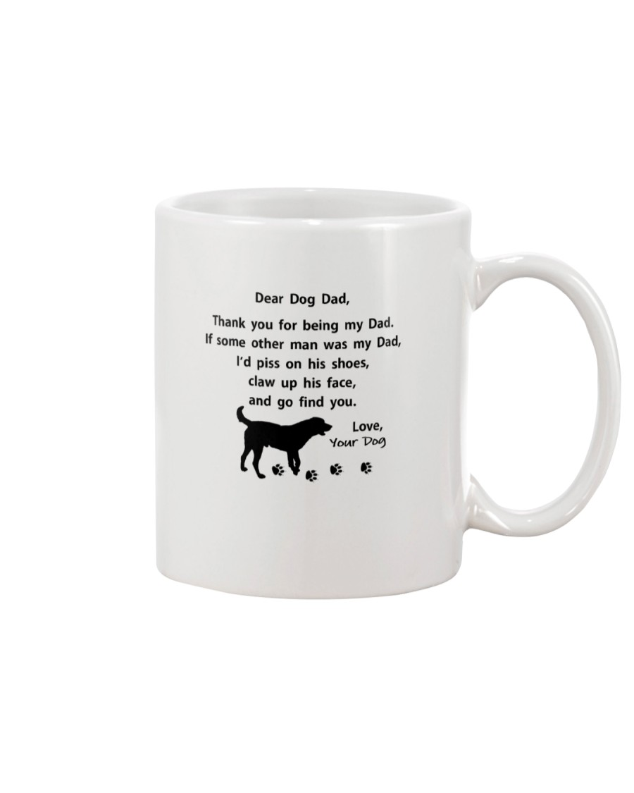 Dog Dad 2609 Mug