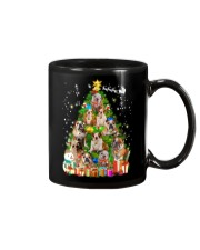Bulldog Pine Tree  Mug thumbnail