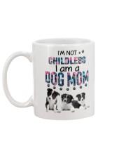 Border Collie - Dog mom Mug back