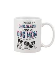 Border Collie - Dog mom Mug front