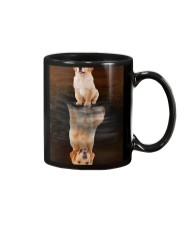 Golden Retriever Reflection Mug 1412 Mug front