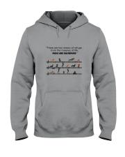 Music and Dachshund Hooded Sweatshirt thumbnail