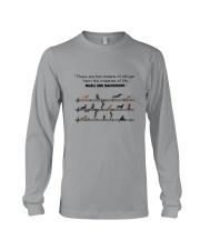 Music and Dachshund Long Sleeve Tee thumbnail
