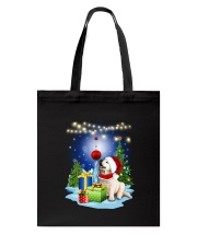 Golden Retriever and gift Tote Bag thumbnail