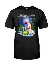 Golden Retriever and gift Classic T-Shirt thumbnail