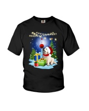 Golden Retriever and gift Youth T-Shirt thumbnail