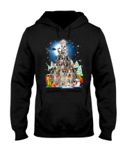 Australian Cattle Dog Pine - 1410 - 86 Hooded Sweatshirt thumbnail