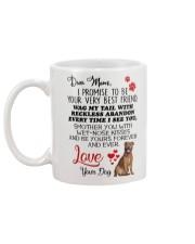 Staffie mom 2409 Mug back