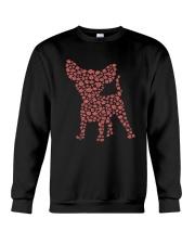 Chihuahua rose 0509 Crewneck Sweatshirt thumbnail