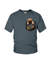Bullmastiff Pocket  2 Youth T-Shirt thumbnail