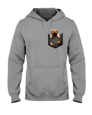 Bullmastiff Pocket  2 Hooded Sweatshirt thumbnail