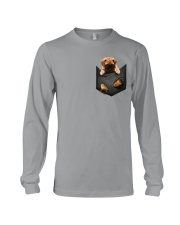 Bullmastiff Pocket  2 Long Sleeve Tee thumbnail