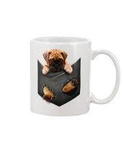 Bullmastiff Pocket  2 Mug thumbnail