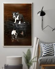 Boston Terrier Believe 11x17 Poster lifestyle-poster-1