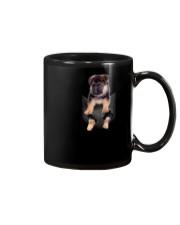 German Shepherd Pocket 301104 Mug thumbnail