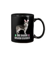 Alaskan Malamute Easter Mug thumbnail