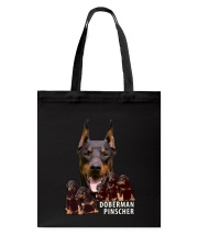 Doberman Pinscher Awesome Family 0701 Tote Bag thumbnail