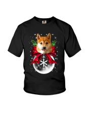 Shiba Inu Youth T-Shirt thumbnail
