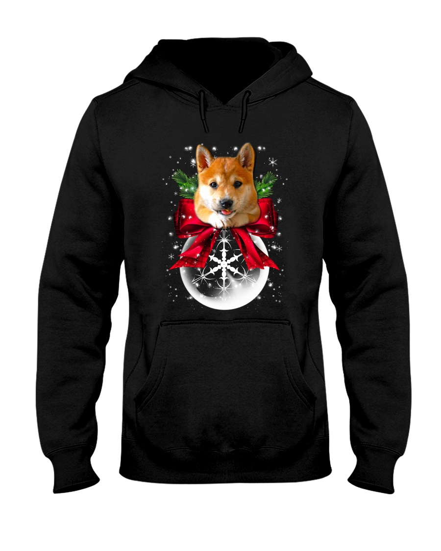 Shiba Inu Hooded Sweatshirt