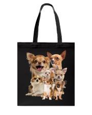 Chihuahua Five Tote Bag thumbnail