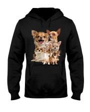 Chihuahua Five Hooded Sweatshirt thumbnail