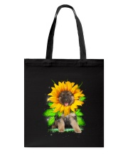 THEIA German Shepher Sunflower 1307  Tote Bag thumbnail