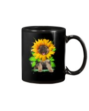 THEIA German Shepher Sunflower 1307  Mug thumbnail