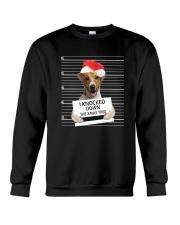 Jack Russell Terrier Knocked Down 0112 Crewneck Sweatshirt front