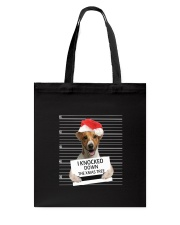 Jack Russell Terrier Knocked Down 0112 Tote Bag thumbnail