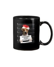 Jack Russell Terrier Knocked Down 0112 Mug thumbnail