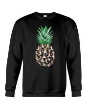 Pineapple and Beagle Crewneck Sweatshirt thumbnail