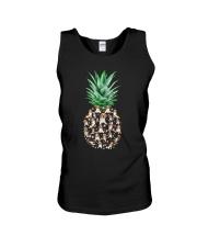 Pineapple and Beagle Unisex Tank thumbnail