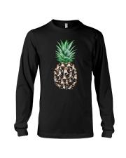 Pineapple and Beagle Long Sleeve Tee thumbnail