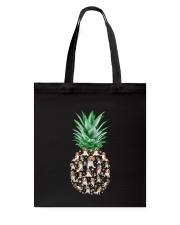 Pineapple and Beagle Tote Bag thumbnail