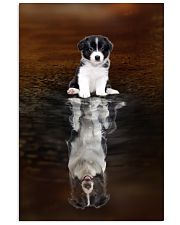 Border Collie Believe 11x17 Poster front