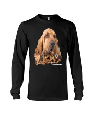 Bloodhound Awesome Family 0501 Long Sleeve Tee thumbnail