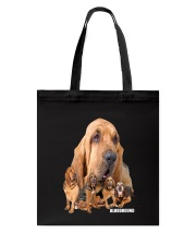 Bloodhound Awesome Family 0501 Tote Bag thumbnail